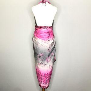 Victoria's Secret Accessories - Victoria's Secret Ombre Silk Sarong Scarf A010629